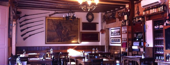 Mesón Cervantes is one of Must-visit Nightlife Spots in Salamanca.
