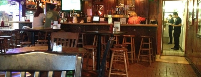 Olney Ale House is one of DC Burgers.