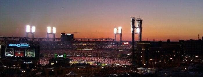 Busch Stadium is one of Ballparks Across Baseball.
