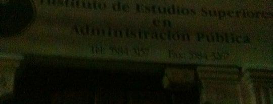 IESAP is one of DF Todas.