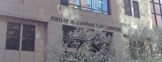 Philip H. Corboy Law Center is one of Day to Day Operations.