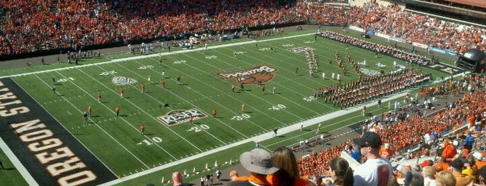 Reser Stadium is one of Great Sport Locations Across United States.