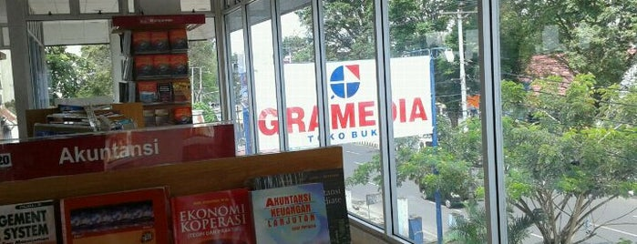 Gramedia is one of All-time favorites in Indonesia.