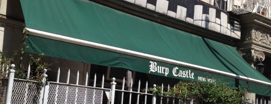 Burp Castle is one of Good Beer Seal bars.