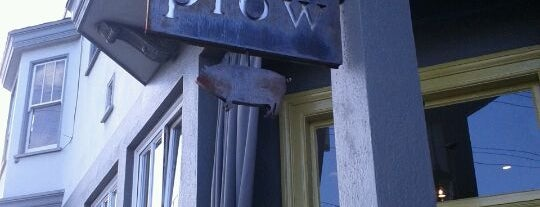 Plow is one of SF brunch.