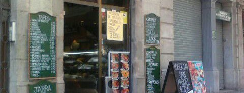 Snack 55 is one of Terrazas de Barcelona.
