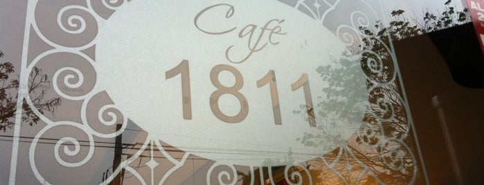 Cafe 1811 is one of Cafeterias.