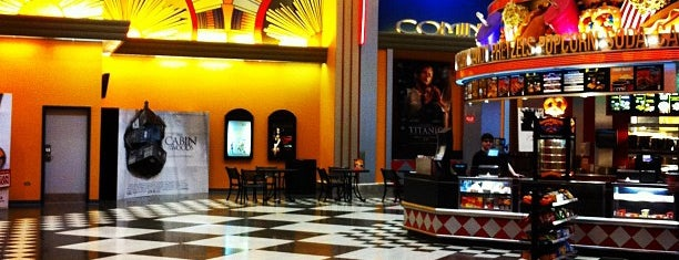 AMC Loews Streets of Woodfield 20 is one of Top picks for Movie Theaters.