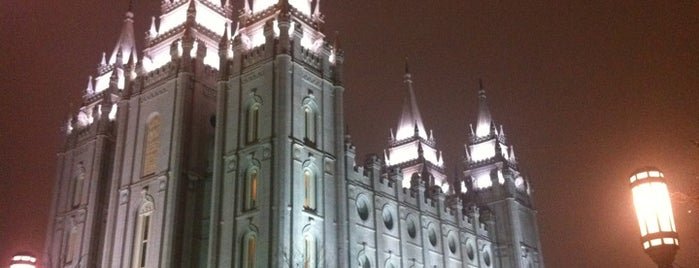 Temple Square is one of Best Places to Check out in United States Pt 7.