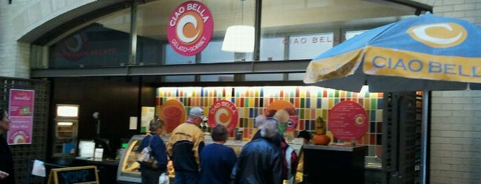 Ciao Bella Gelato is one of Great City By The Bay - San Francisco, CA #visitUS.
