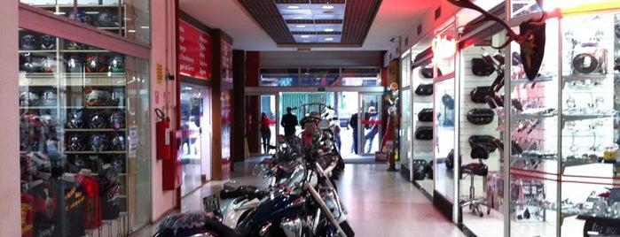 Shopping Moto & Aventura is one of São Paulo.
