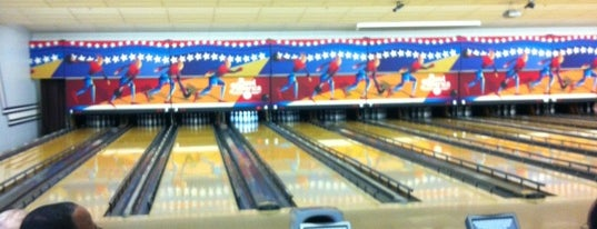 Bowl America Dranesville is one of Places I go.