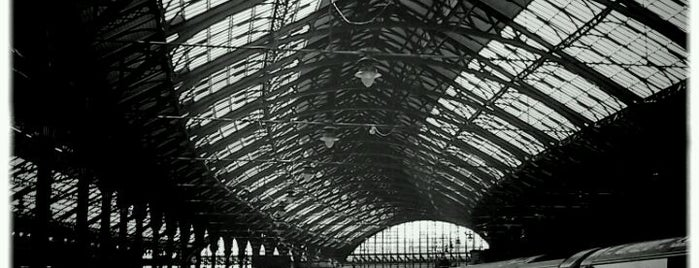Brighton Railway Station (BTN) is one of Railway Stations in UK.