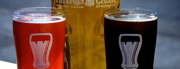 Pateros Creek Brewing is one of Colorado Microbreweries.