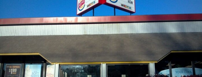 Burger King is one of Places in North Andover, MA.