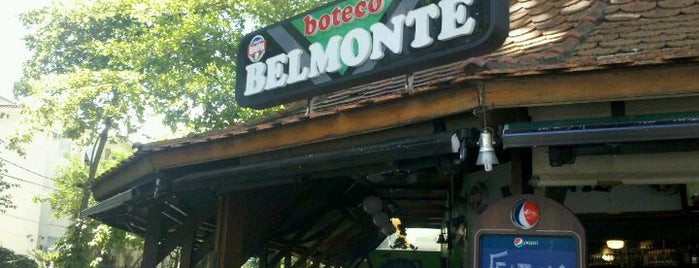 Belmonte is one of favorite restaurants.