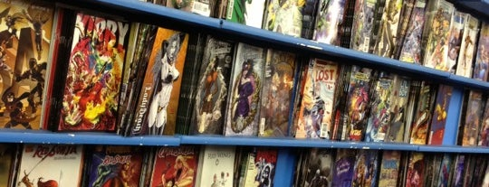 Atomic City Comics is one of Favourite Places.