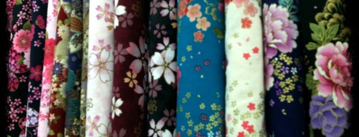 Yongle Fabric Market is one of Taiwan.