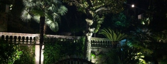 Le Jardin de Russie is one of Renan's Select: Rome.