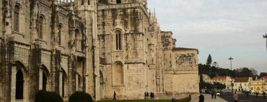 Mosteiro dos Jerónimos is one of Lisbon's Architectural Wonders.