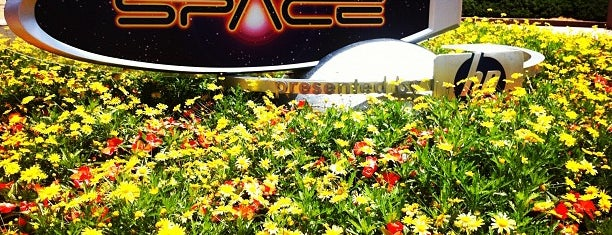 Mission: SPACE is one of Walt Disney World - Epcot.