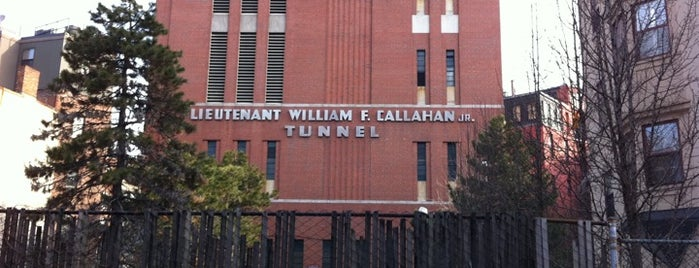 Callahan Tunnel is one of MASSACHUSETTS STATE - UNITED STATES OF AMERICA.