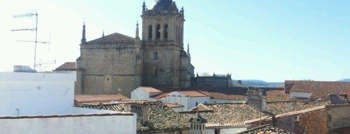 Catedral de Coria is one of Catedrales de España / Cathedrals of Spain.