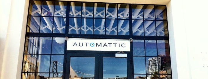 Automattic is one of Silicon Valley Tech Companies.
