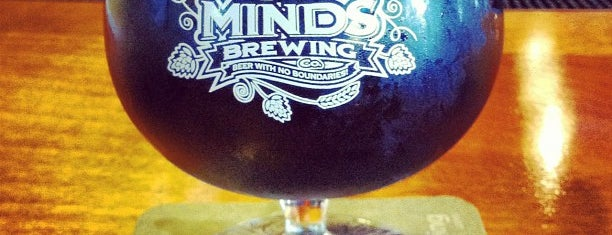 Pig Minds Brewing Co. is one of Breweries to Visit.