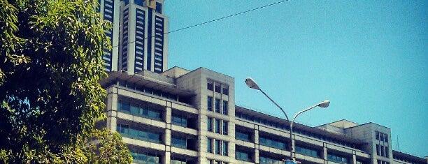 Asian Development Bank (ADB) is one of Manila.