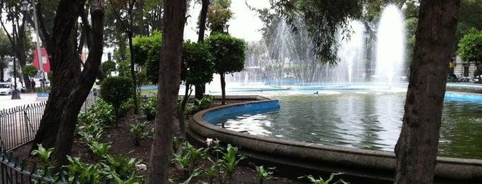 Plaza Luis Cabrera is one of ¡Cui Cui ha estado aquí!.