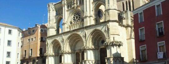 Catedral de Santa María y San Julián de Cuenca is one of Catedrales de España / Cathedrals of Spain.