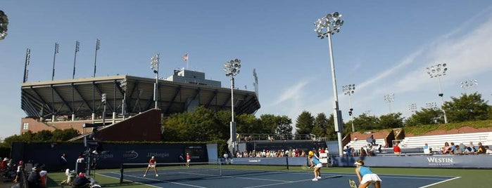 Court 9 - USTA Billie Jean King National Tennis Center is one of US Open.