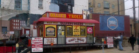 Ollie's Trolley is one of #VisitUS #VisitCincinnati.