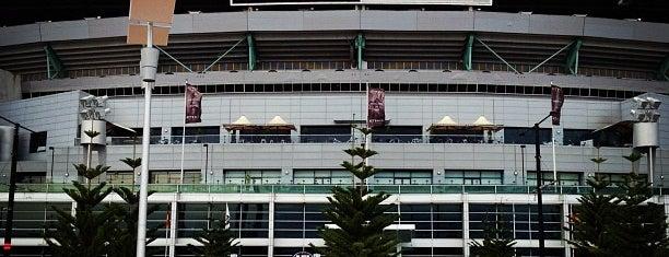 Etihad Stadium is one of Open House Melbourne.
