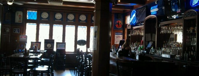 On The Clock Bar & Grill is one of The 15 Best Places for Exhibits in Milwaukee.