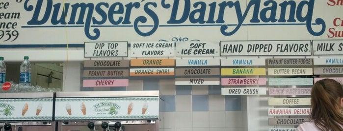 Dumser's Dairyland is one of Must-visit Food in Ocean City.
