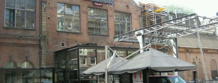 Melkweg is one of Amsterdam, I'm not a tourist, but a mobile citizen.