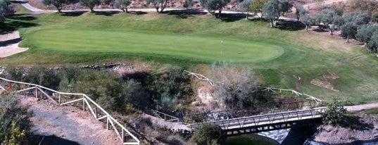 Antequera Golf Club is one of Campos de Golf en Málaga.