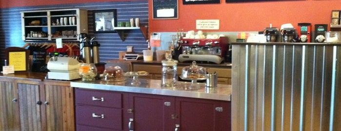 Café at 407 is one of Syracuse.