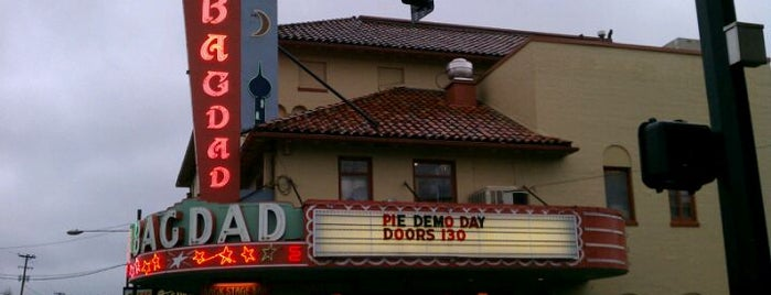 Bagdad Theater & Pub is one of McMenamin's.