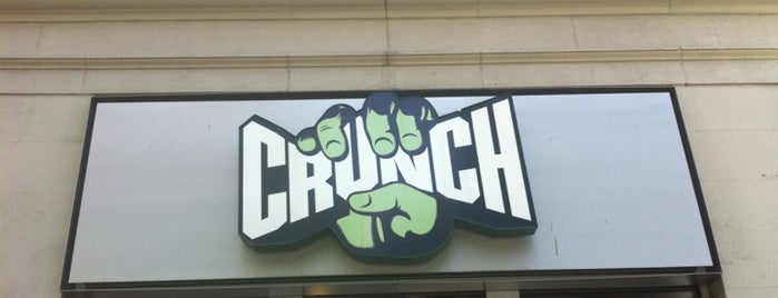Crunch - Union Square is one of Greenwich Village / West Village.