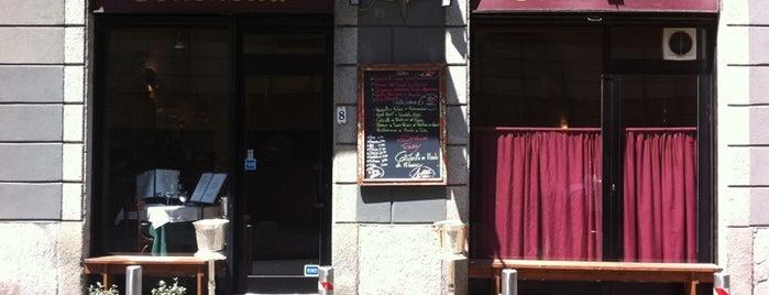 Osteria Conchetta is one of Milano food.