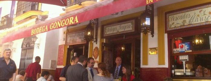 Bodega Góngora is one of Spain Trip 2014.