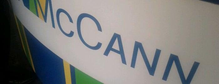 WMcCann is one of Agências.