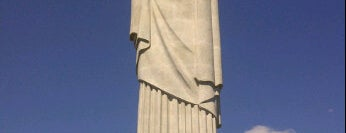 Cristo Redentor is one of Rio de Janeiro's best places ever #4sqCities.