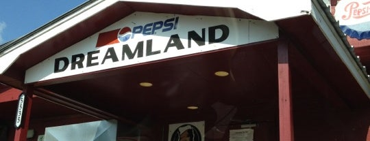 Dreamland BBQ is one of 500 Things to Eat & Where - South.
