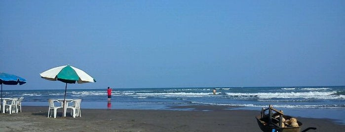 Playa Chachalacas is one of Turismo en los alrededores de Xalapa.