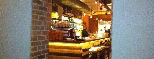 Aromi is one of Best restaurants in Prague.