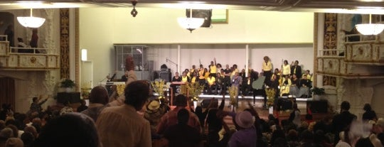 First Corinthian Baptist Church is one of New York for the 1st time !.